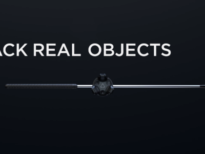 HTC Vive Tracker convierte cualquier cosa que se te ocurra en un mando de Realidad Virtual