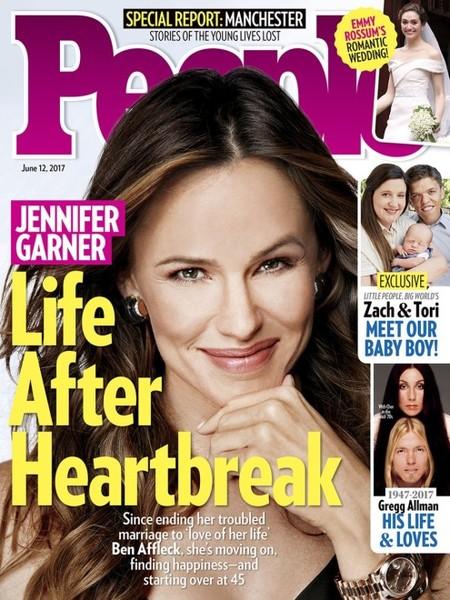 Y qué tal Jennifer Garner entonces