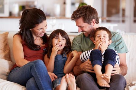Familia Feliz Casa