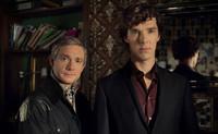 La audiencia británica se vuelca con el regreso de 'Sherlock'