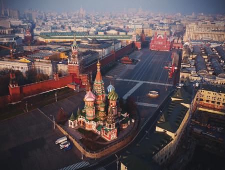 06 Kremlin In Moscow