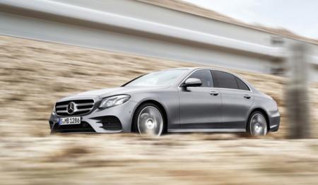 Mercedes Benz Clase E 2016 Detroit