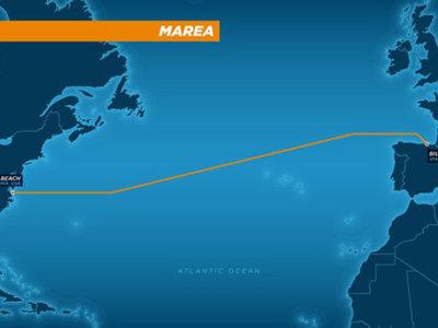 Microsoft y Facebook construirá un cable que una Bilbao con Estados Unidos