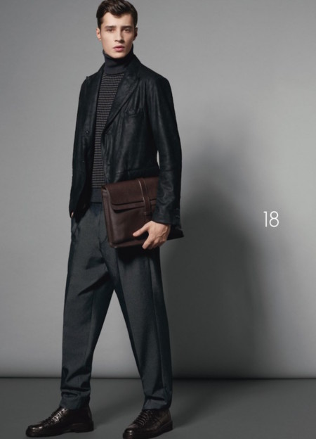Giorgio Armani Fw 2015 Lookbook 016