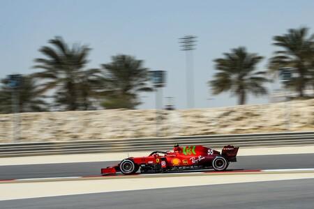 Sainz Sakhir F1 2021