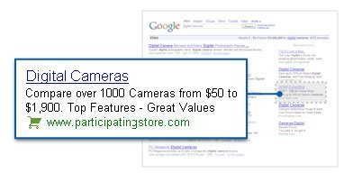 Google Checkout: vídeo e imágenes
