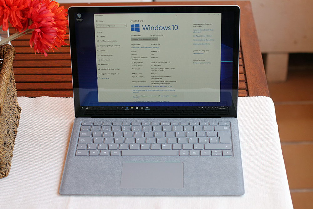 Surface Laptop 20