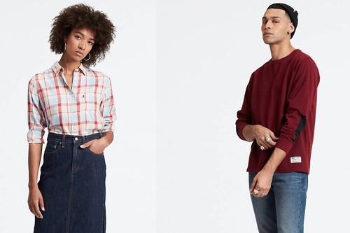 Mejores ofertas Levi's hoy: camisetas, sudaderas y vaqueros por menos de 50 euros