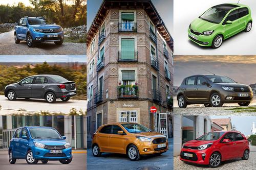 ¿Buscas coche nuevo por menos de 10.000 euros? Estas son nuestras recomendaciones