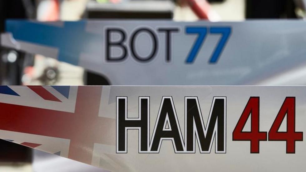 Foto de Nuevos números en los Fórmula 1 (3/7)