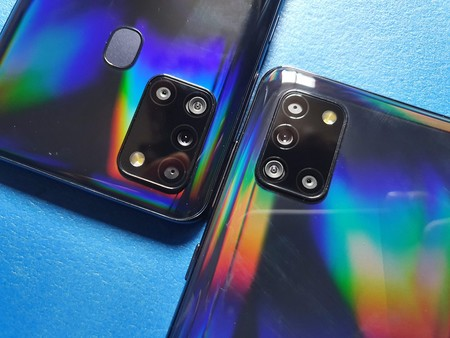 Samsung Galaxy A21s A31 Primeras Impresiones Mexico Camara