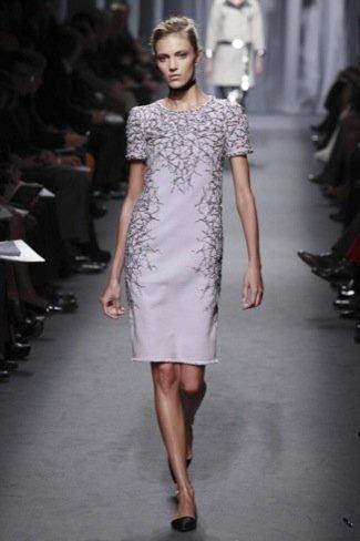 Chanel Alta Costura Primavera-Verano 2011 strass