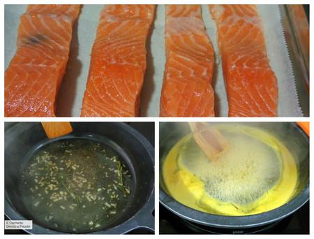Salmon Naranja Romero