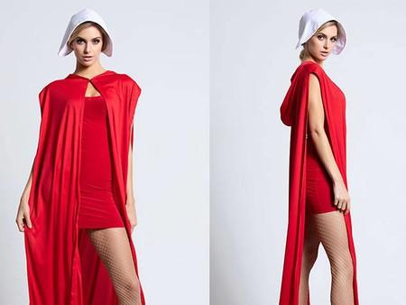 Este es el disfraz 'sexy' de «El cuento de la criada» que ha sido retirado por las críticas recibidas