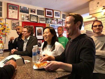 El hijo pródigo regresa a casa: Zuckerberg vuelve a su antigua habitación en Harvard