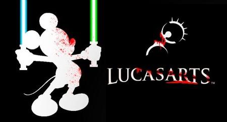 Disney se carga LucasArts y cambia el modelo de negocio