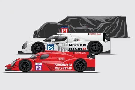 Nissan, proveedor oficial de los nuevos LMP3