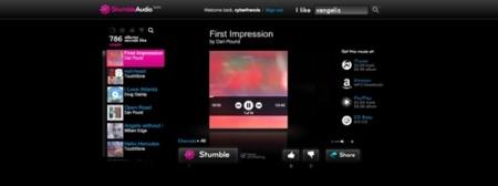 StumbleAudio, conoce nuevos artistas musicales independientes