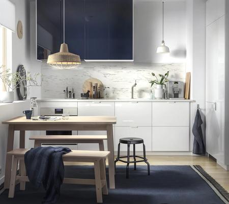 ¿Cocinas pequeñas? Ikea lo tiene todo pensado para sacarles el máximo partido