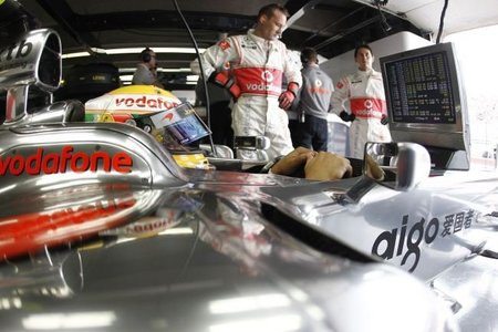 GP de Canadá 2010: McLaren-Mercedes sancionada