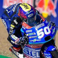 El dorsal '50' de Jason Dupasquier será retirado de la categoría de Moto3 en un acto en Sachsenring