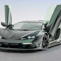Mansory Cabrera, el Lamborghini Aventador SVJ toma una dosis adicional de esteroides
