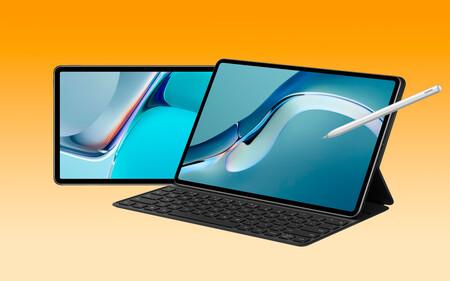 Huawei MatePad 11 y Huawei MatePad Pro: los primeros tablets de la historia con HarmonyOS van a tope de potencia y con marcos mínimos