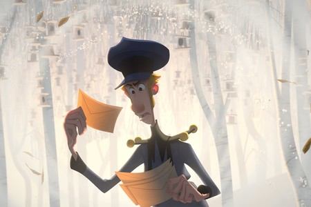 'Klaus' hace historia al convertirse en la segunda película española de animación nominada al Óscar