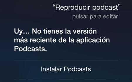 Podcasts para iOS también se actualiza con mejoras como la integración con Siri