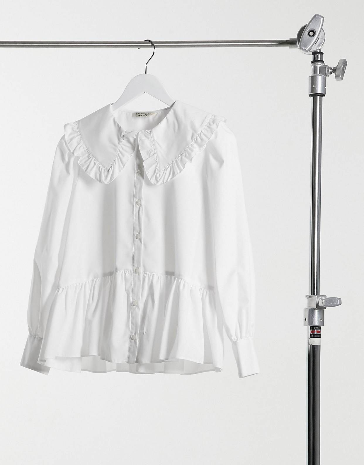 Camisa blanca Miss Selfridge