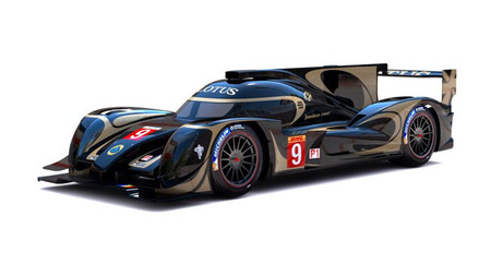 El Lotus T129 finalmente no estará en las 24 horas de Le Mans