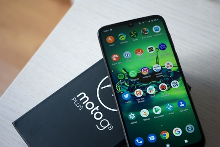 El Motorola Moto G8 Plus se actualiza a Android 10 en España