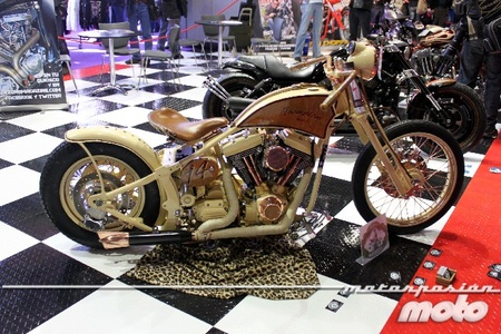 Moto Ganadora Best in Show