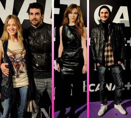 Nine premiere Madrid