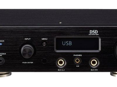 Teac UD-505, un DAC-amplificador de auriculares HiFi en formato mini