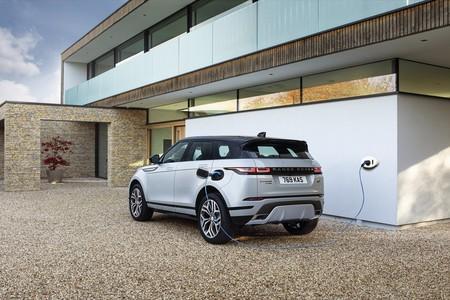 Range Rover Evoque PHEV 2020 trasera