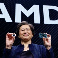 """Lisa Su, CEO de AMD, dice que la escasez de chips """"probablemente"""" terminará en 2022, pero la primera mitad del año será """"ajustada"""""""