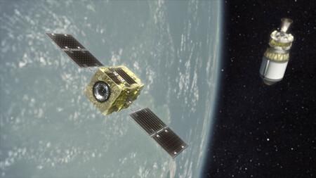 Así se limpiará el espacio, Astroscale está lista para desorbitar un cohete usado y demostrar su tecnología de limpieza de desechos