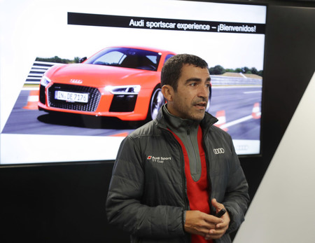 Audi Sportscar Driving Experience 2017