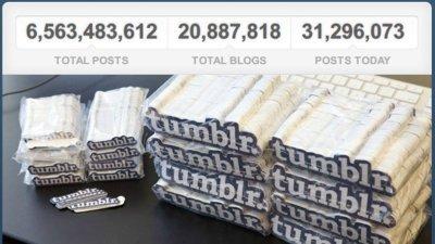 Tumblr imparable: supera los veinte millones de blogs en cinco meses