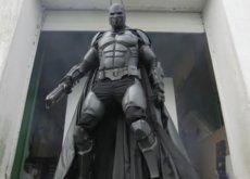 Este disfraz de Batman es tan increíble que ha ganado un Récord Guinness