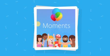 Con Moments, Facebook te permite ver todas las fotografías en las que sales etiquetado aunque no sean tuyas