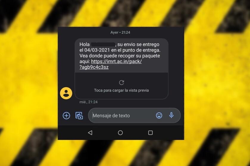 El falso SMS de Fedex lleva detrás un sofisticado y peligrosísimo virus de Android: cómo funciona para lograr robar dinero de la...
