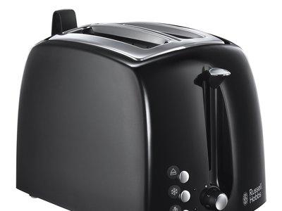 El completo tostador Russell Hobbs Textures Plus puede ser tuyo por 18,99 euros en Amazon
