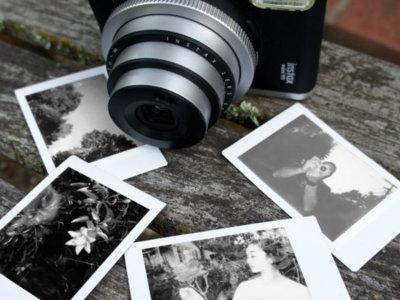 Fujifilm Monochrome, el blanco y negro llega a tu Instax Mini