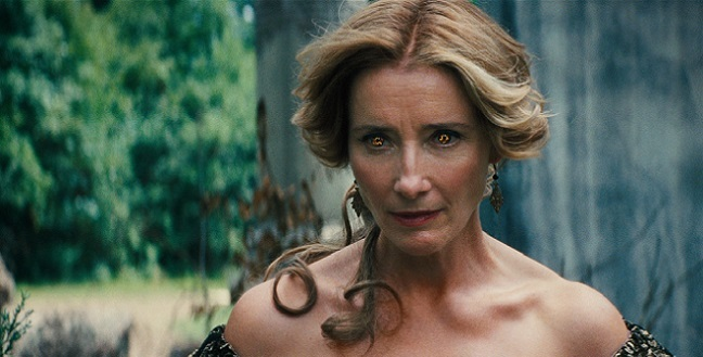 Emma Thompson en 'Hermosas criaturas'