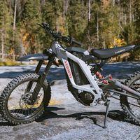 Segway se mete en las motos eléctricas con dos modelos offroad de hasta 120 km de autonomía