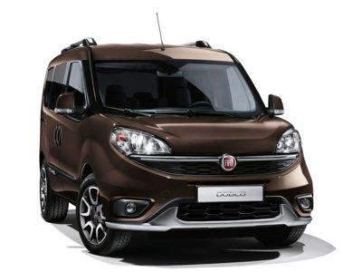 Imagen de SUV para hacer de la Fiat Doblò la nueva furgoneta de fin de semana