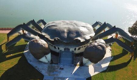 Crab museum.