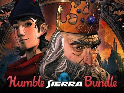 El nuevo Humble Bundle está dedicado a los mejores juegos de Sierra
